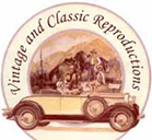 Vintage & Classic Reproductions