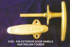 Exterior Door Handle for Australian Body Tourer and Roaster